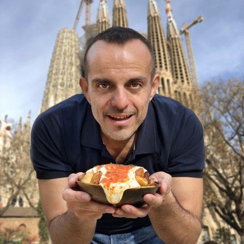 Edu Tu guia Bravas Barcelona