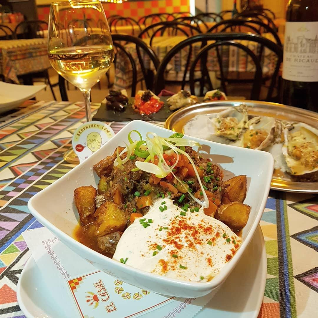 El casal Tu Guía de Bravas Barcelona Restaurantes