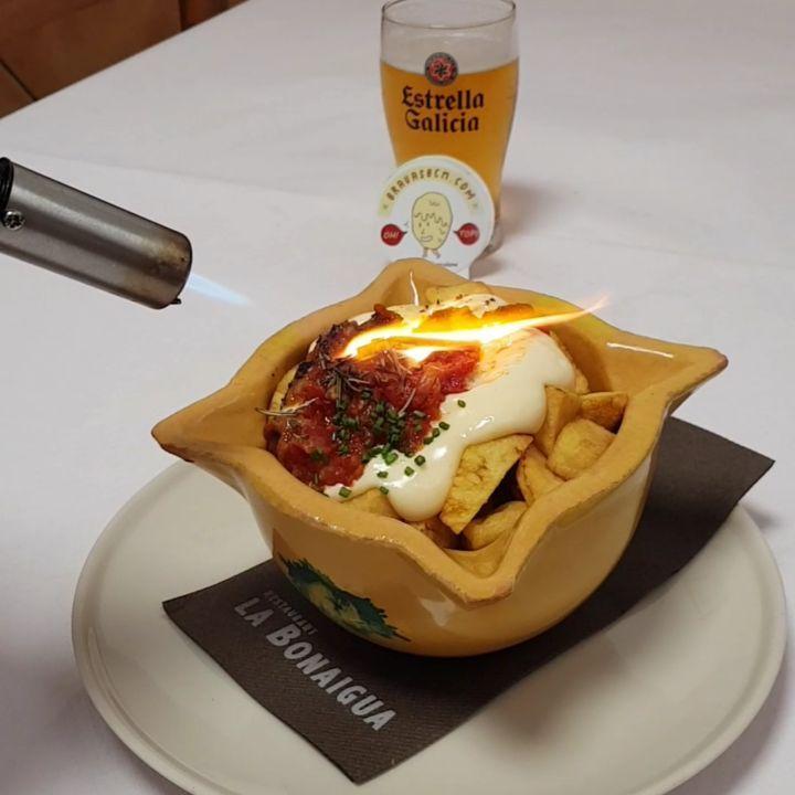 La bonaigua Tu Guía de Bravas Barcelona Restaurantes