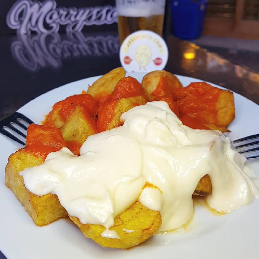 Morryssom Tu Guía de Bravas Barcelona Restaurantes