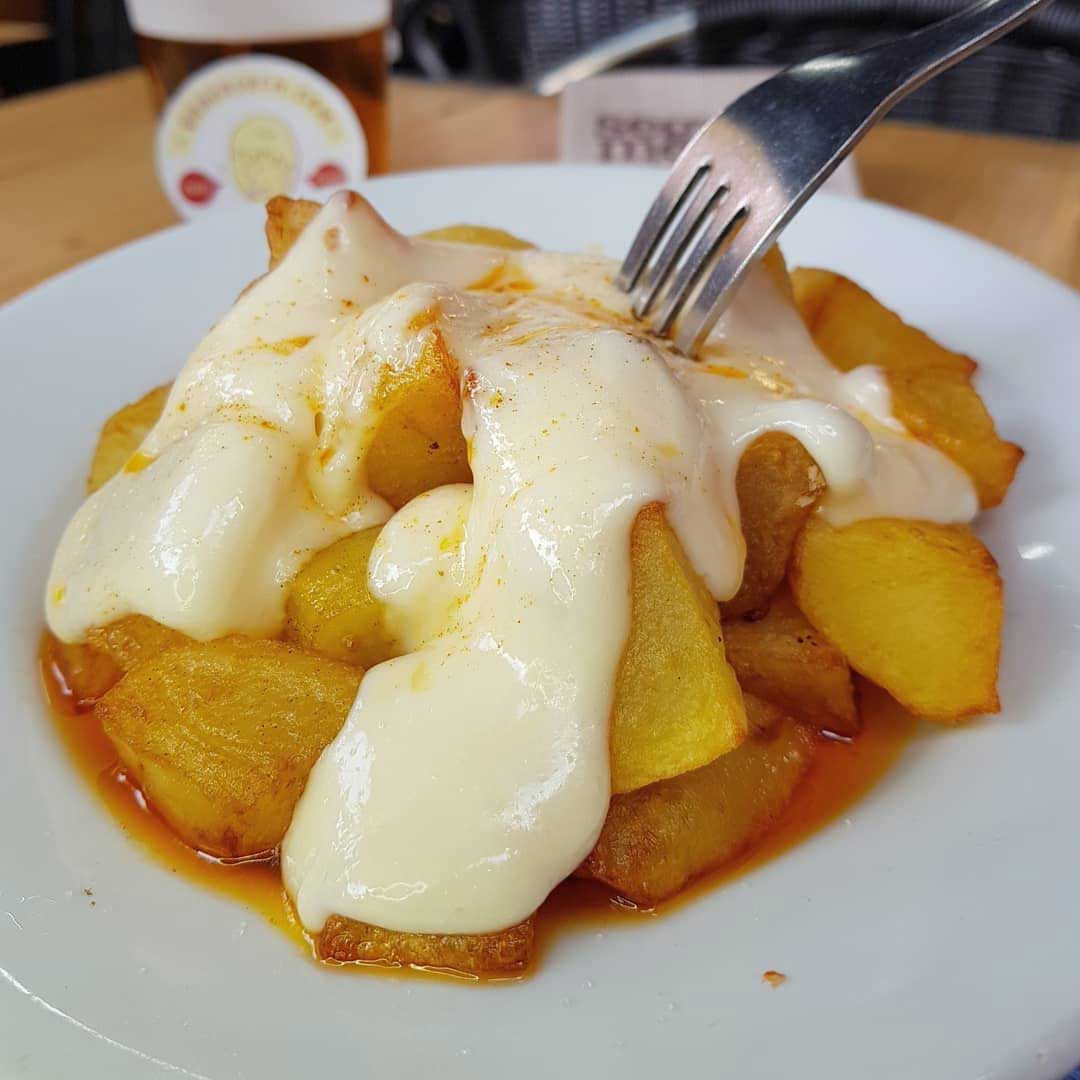 Segons Mercat Tu Guía de Bravas Barcelona Restaurantes