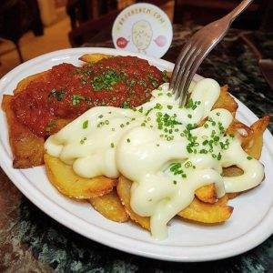 Thonet Tu Guía de Bravas Barcelona Restaurantes