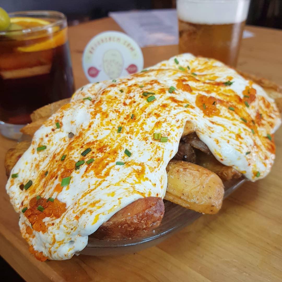 esquinita blai Tu Guía de Bravas Barcelona Restaurantes