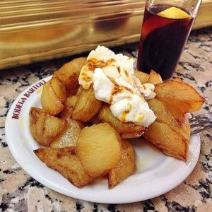 Bodega Bartoli Tu Guía de Bravas Barcelona Restaurantes