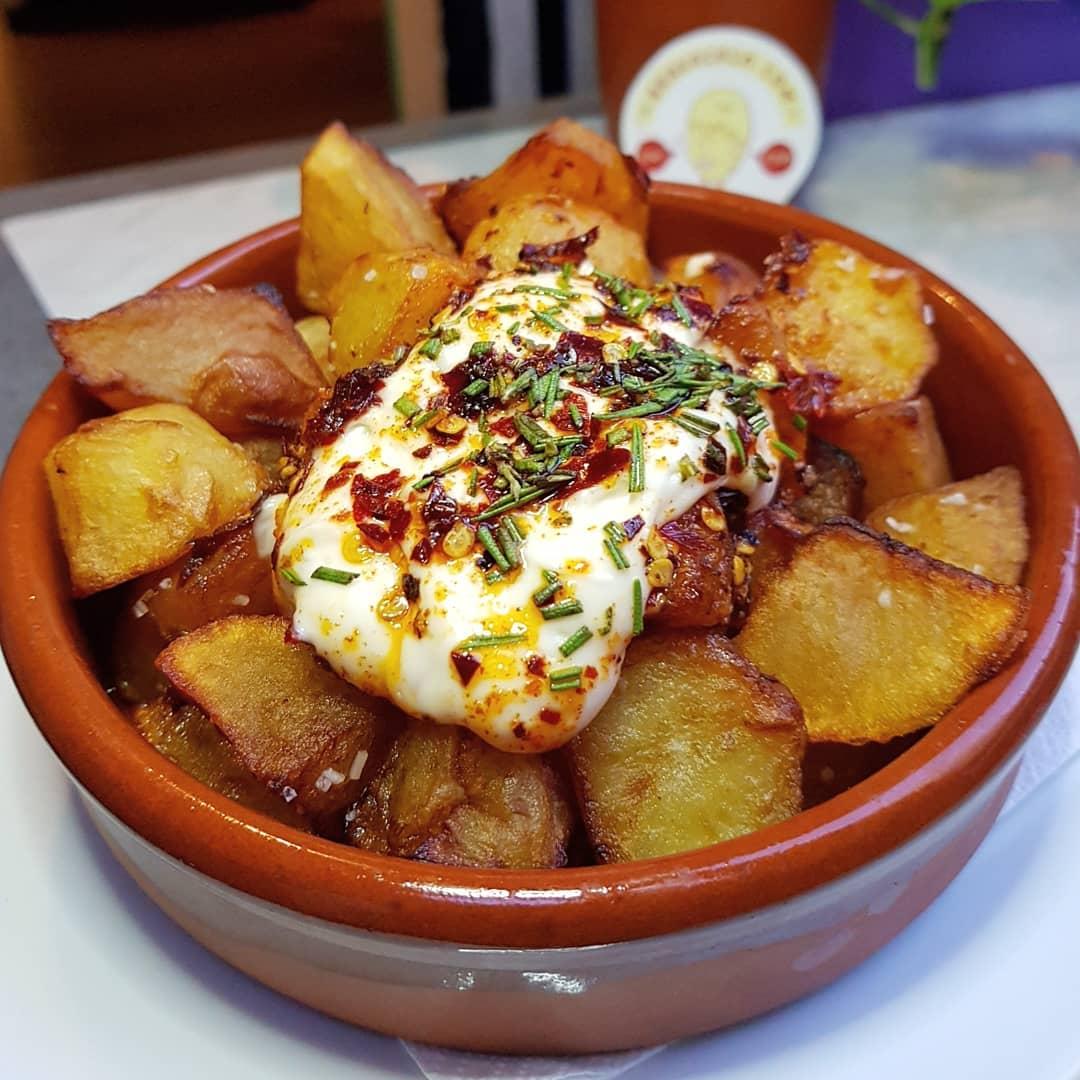meraklis Tu Guía de Bravas Barcelona Restaurantes