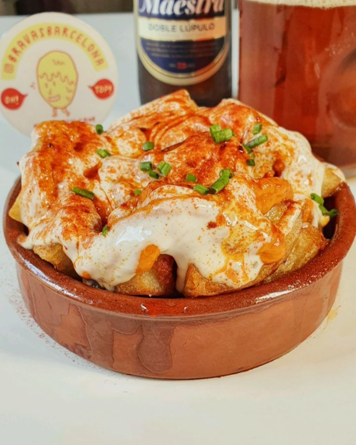 marcelino 1968 receta Tu Guía de Bravas Barcelona Restaurantes