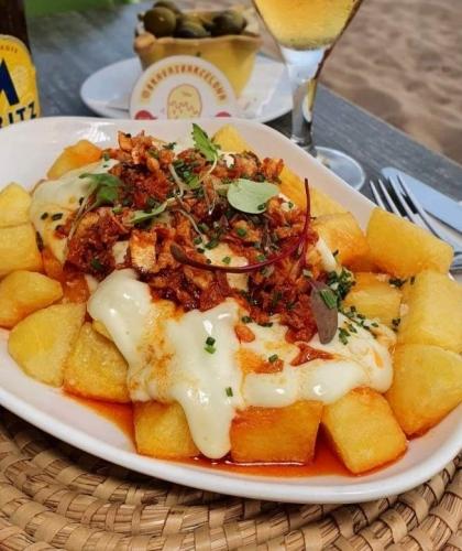 xup xup Tu Guía de Bravas Barcelona Restaurantes