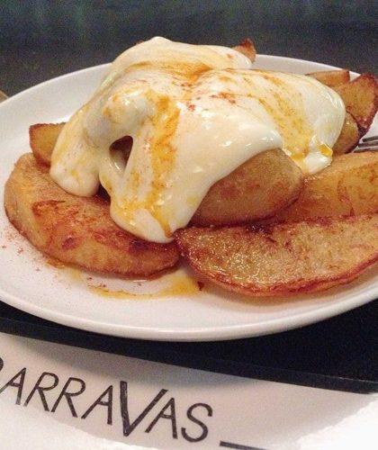 Barravas Tu Guía de Bravas Barcelona Restaurantes
