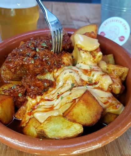 El tap Tu Guía de Bravas Barcelona Restaurantes