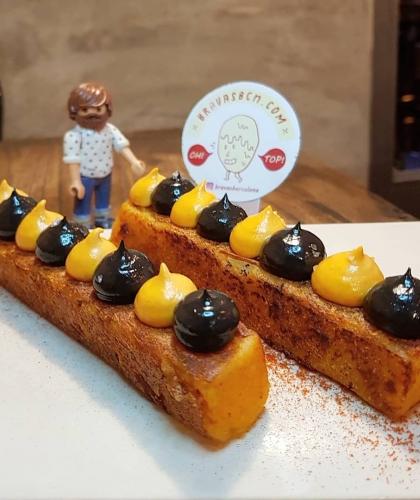 La mundana Tu Guía de Bravas Barcelona Restaurantes