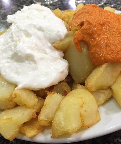 Las Delicias Tu Guía de Bravas Barcelona Restaurantes