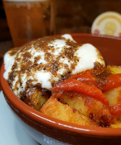 caramba Tu Guía de Bravas Barcelona Restaurantes