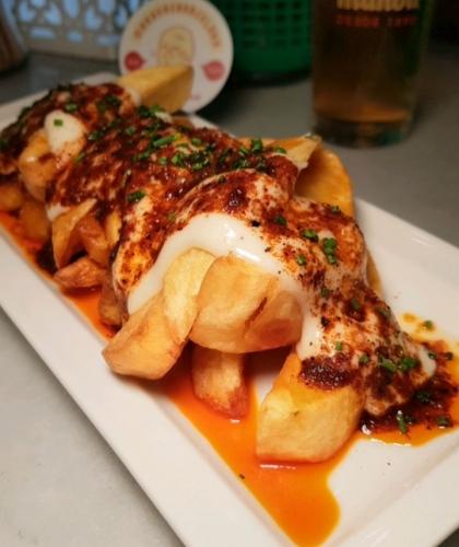 elsa fred Tu Guía de Bravas Barcelona Restaurantes