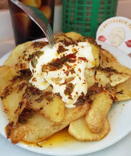 escopinya cuco Tu Guía de Bravas Barcelona Restaurantes