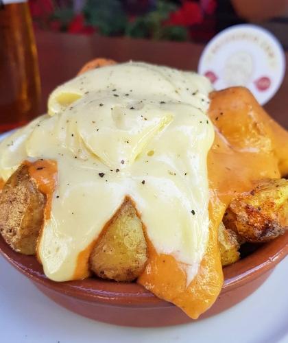 mari ollero Tu Guía de Bravas Barcelona Restaurantes
