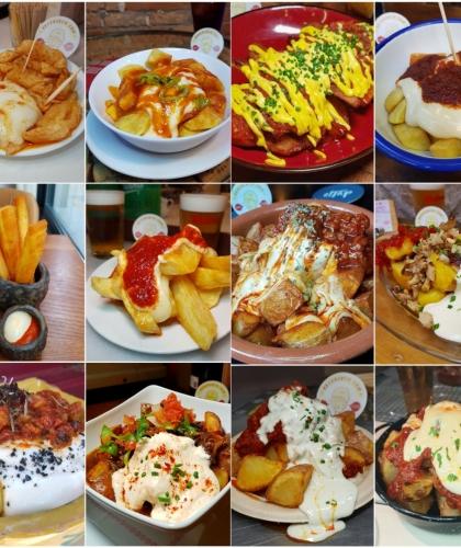 patatas bravas take away Tu Guía de Bravas Barcelona Restaurantes