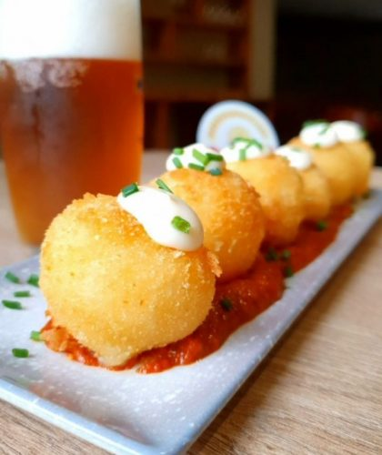 tres de nou Tu Guía de Bravas Barcelona Restaurantes